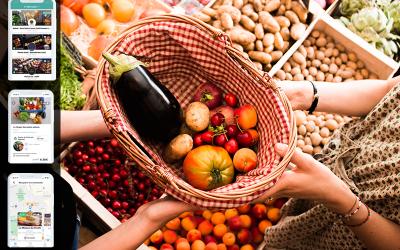 Bien manger à prix cassé : testez les applis antigaspi !