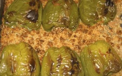 Poivrons farcis au paprika